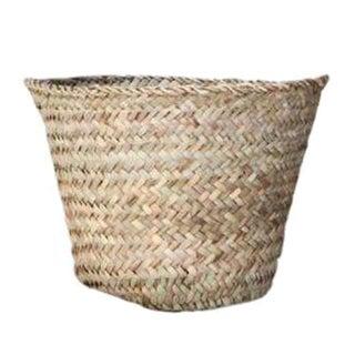Handwoven Moroccan Utility Basket
