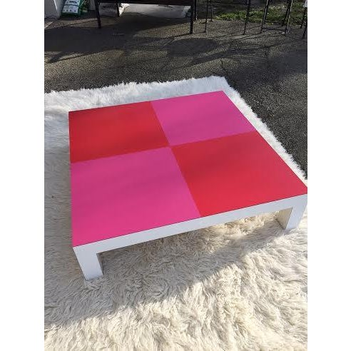 One of a Kind Custom Designed MCM Coffee Table - Image 2 of 7