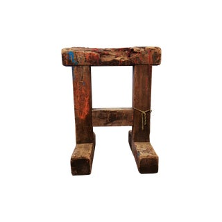 Railroad Ties Table Bases - A Pair