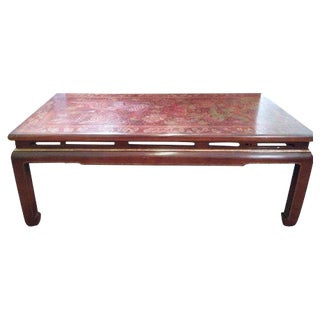 Chinoiserie Coffee Table