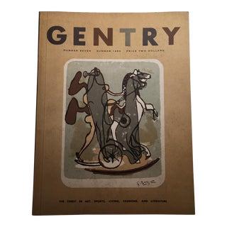 Vintage Gentry Magazine, Summer 1953