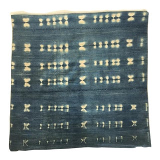 Vintage Indigo Pillow Cover
