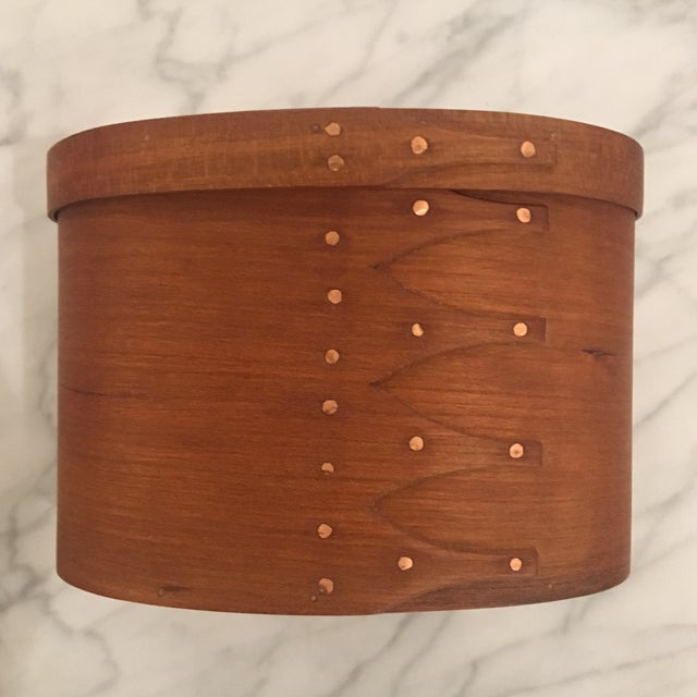 Vintage Shaker Inspired Box - Image 2 of 6