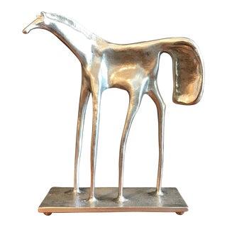 Donald Drumm Horse Sculpture