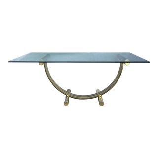 Vintage Romeo Rega Dining Table