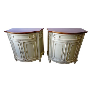 Habersham Hampshire Commodes - A Pair