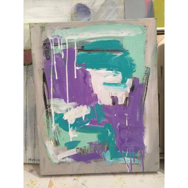 And That Abstract Painting by Kerri Rosenthal - Image 2 of 2