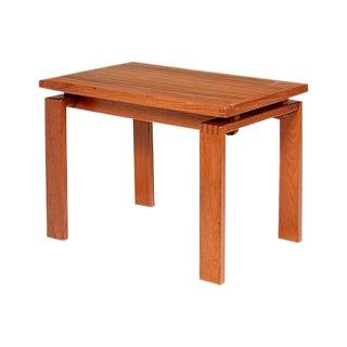 1970s Trioh Denmark Teak Side Table