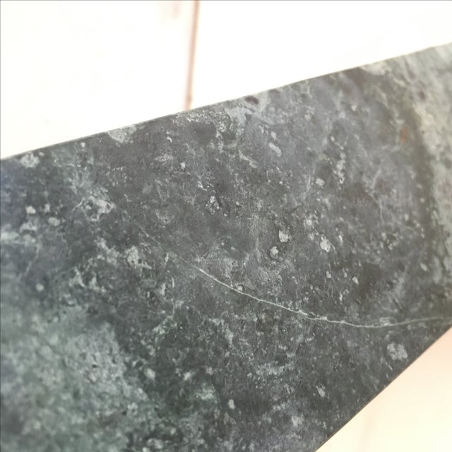 Image of Green Marble Obelisk