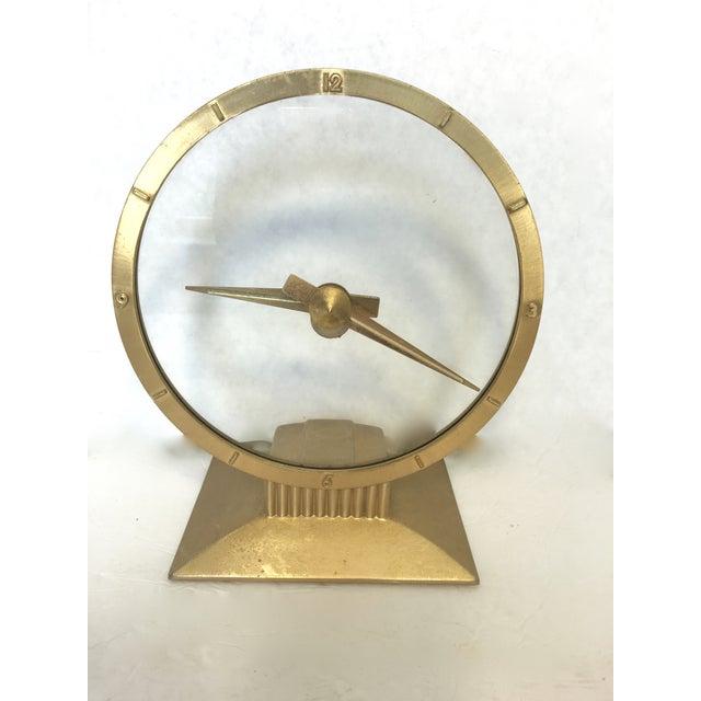 Image of Mid-Century Art Deco Clock