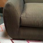Image of Dakota Jackson Ke-Zu Chair & Ottoman Set