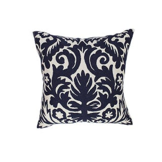 Blue Kashmiri Pillow Set - A Pair