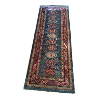 Vintage Style Authentic Handmade Persian Runner - 2′3″ × 6′