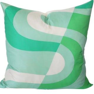 Custom Lucky Ladybug Vera Neumann Scarf Pillow