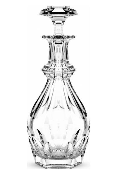 vintage baccarat harcourt crystal decanter