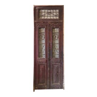 Antique Egyptian Doors