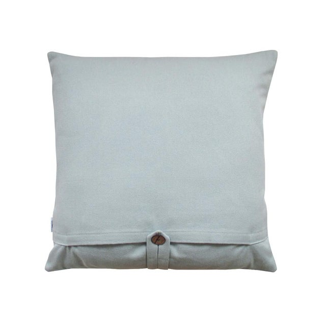 Light Blue Throw Pillow Chairish