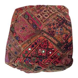 Vintage Meher Boho Chic Pillow