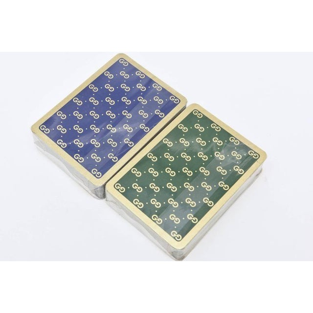 Set of Iconic Vintage Gucci Playing Cards - Image 5 of 10