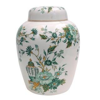 "Crown Staffordshire ""Kowloon"" Ginger Jar"
