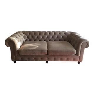 Arhaus Chesterfield Sofa