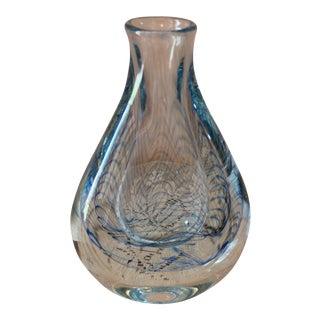 Toan Klein Gato 81 Art Glass Vase