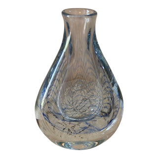 Toan Klein Gato 81 Art Glass Vase