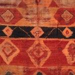 Image of Ancient Rehamna Berber Carpet