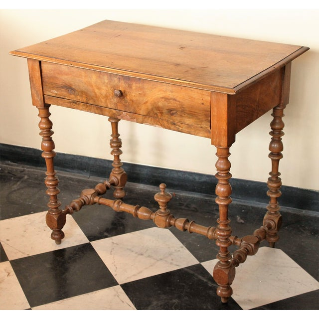 Antique French Side Table - Image 4 of 7