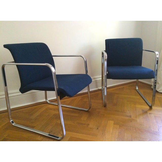 Peter Protzman Chairs for Herman Miller - A Pair - Image 2 of 8