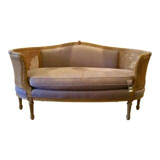 Caracole Petit Seat Settee