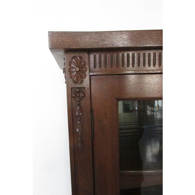 Mahogany Display Cabinet - Image 6 of 6