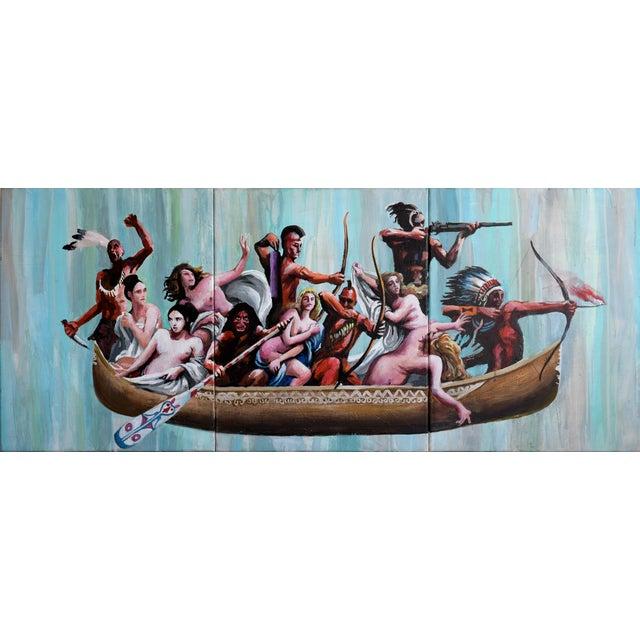 Myth of the Nubile Captives - Image 1 of 8