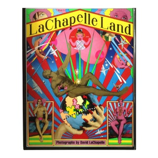 Coffee Table Book- LaChapelle Land