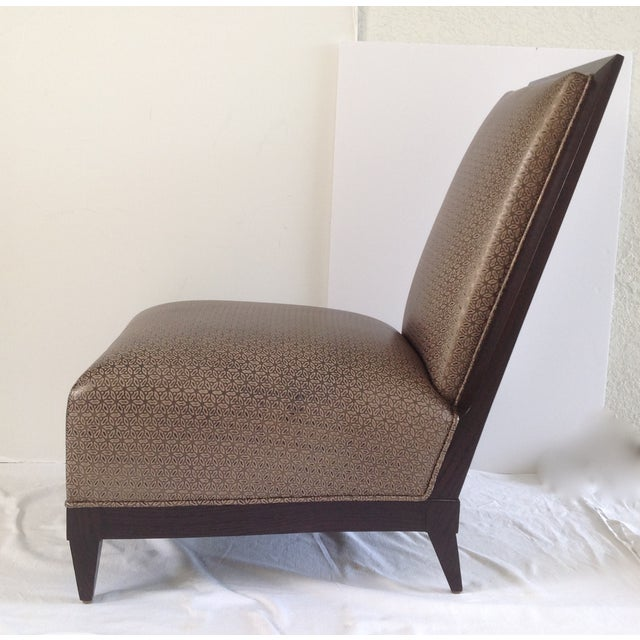 Donghia Panama Occasional Chairs - A Pair - Image 6 of 11