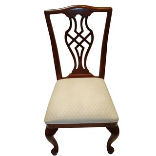 Drexel Mahogany Dining Chairs - Set of 6