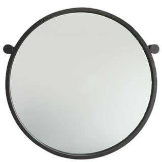 Sarreid LTD Metal Hanging Mirror