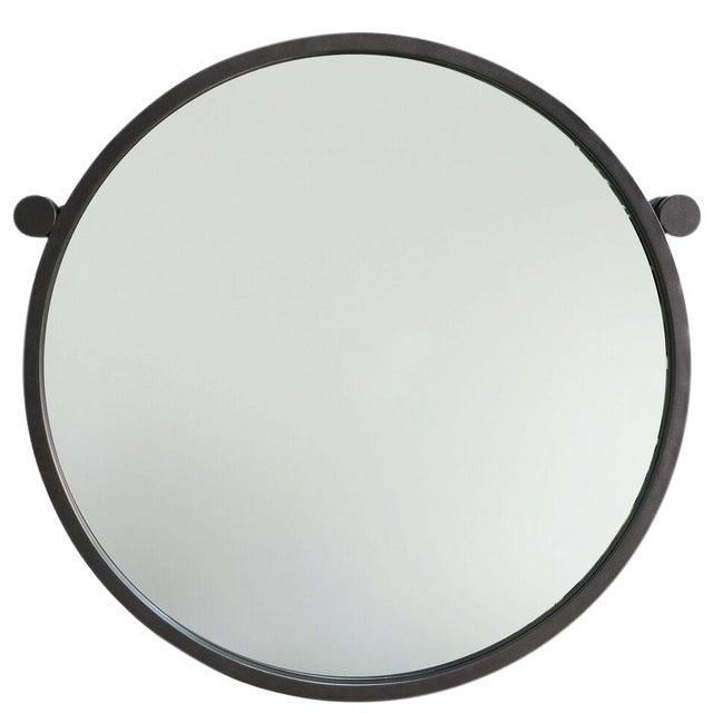 Image of Sarreid LTD Metal Hanging Mirror
