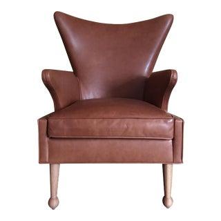 Sabin Mulholland Wingback Chair