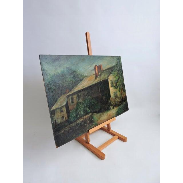 Edith Brandenberg Long Island Painting - Image 2 of 6