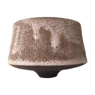 Small Stoneware Planter or Vase