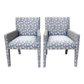 Sally Sirkin Lewis Vintage Chairs - Set of 4