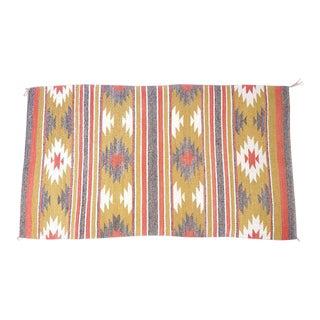 Vintage Navajo Rug - 2′8″ × 4′6″