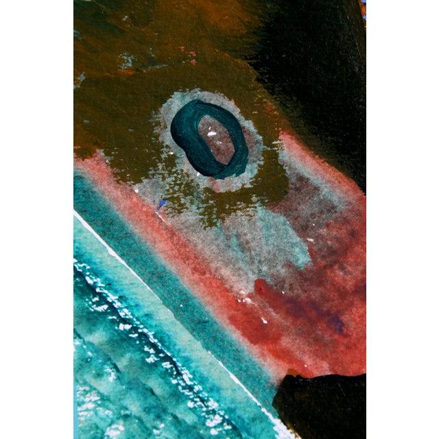 Image of Vlasek Hails 'Color Crossing' Painting