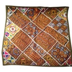 Image of Large Stunning Global Chic Pillow Including Insert