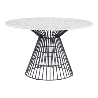 Blink Home Marble Top Dining Table