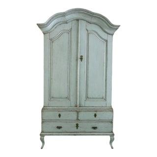 18th C. Swedish Rococo Cabinet