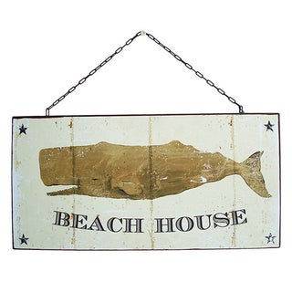 Beach House Welcome Sign