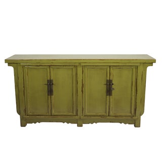 Traditional Chinese Sideboard
