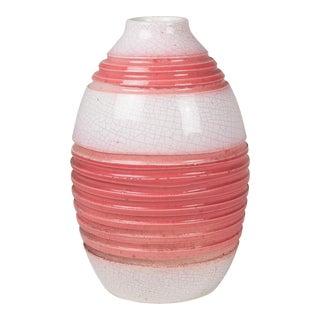 Jean Besnard Ceramic Vase